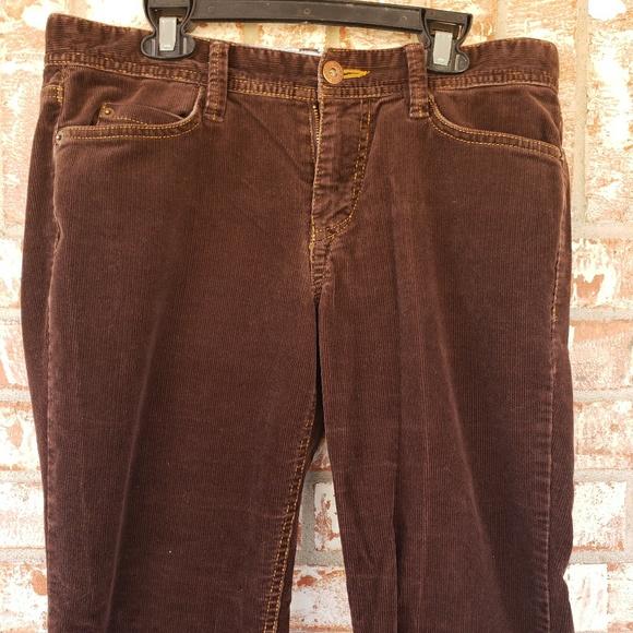 90ecfe8f Eddie Bauer Jeans | Vintage Corduroy Pants Eddie Baeur Classic Size ...